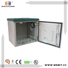 IP55 outdoor pole cabinet for pole mount