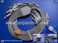 Medical Application Cable Connector