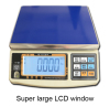 SUPER LARGE LCD table top weighing weight scale
