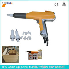 Gema Powder Coating Spray Gun Shell Body