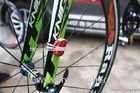 Custom 700C 50mm Full Carbon Tubular Wheelset Carbon Fiber Bike Rims