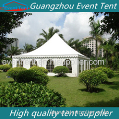 aluminum pagoda tent marquee tent shelter tent