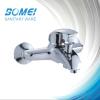 durable bath mixer (brass bady zinc handle ceramic cartridge 40mm )