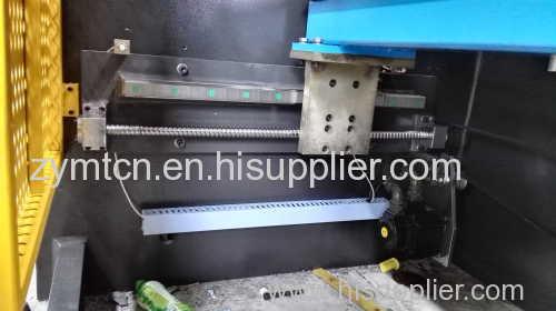 WC67K-125T/3200 Hydraulic Press Brake/ Hydraulic Bending Machine
