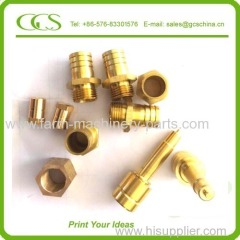 CNC turning parts bronze turning parts manufactory brass turning machine parts coppe turning parts manufactory
