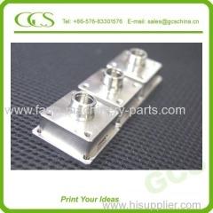 CNC milling machine parts bronze milling parts supplier Aluminum milling parts for sale steel milling parts manufactory