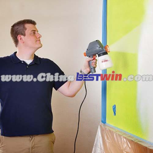 Paint Bullet Electric Wall Paint Spray Gun