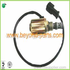 Komatsu PC200-6 PC210-6 PC120-6 6D95 excavator rotary solenoid valve