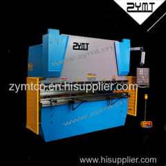 sheet metal bending machine with E21 controller hydraulic press brake