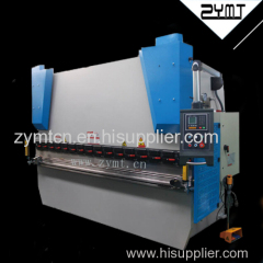stainless plate sheet bending machine nc bending machine hydraulic bending machine