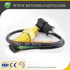 komatsu speed sensor pc200-5 pc200-6 excavator rpm sensor 7861-92-2310