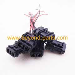 komatsu pc200-6 pc200-7 pressure switch plug excavator plug