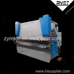 ZYMT Brand CNC hydraulic press brake WC67K SERIES with CE standard