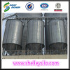 granules farm using grain storage silo