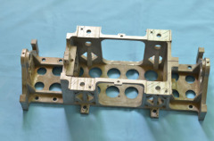 Aluminum Die Casting Alloy Part