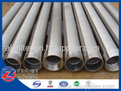 welded wedge wire screen stainless steel 316L