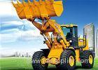 Heavy Machine Equipment Front End Wheel Loader 3200mm Dumping Clearance