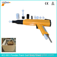 KCI801 Powder Paint Spray Gun Body