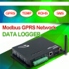 Multipoint Modbus GPRS Ethernet power meter data logger