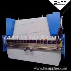 factory derect sale cnc hydraulic press brake