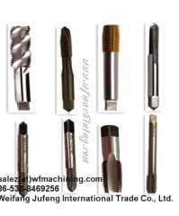 High Quality Cutter Supply HSS Screw Tap for Milling Machinery