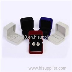 Earring Velvet Jewelry Box