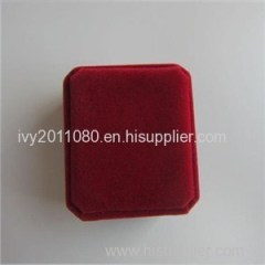 Wedding Favor Velvet Ring Box