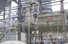30-3000 mesh Barite Grinding Machine for barite powder process