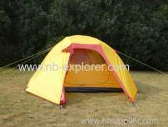 4 persons top quality backpacking tent