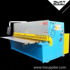 metal cutting machine hydraulic shearing machine