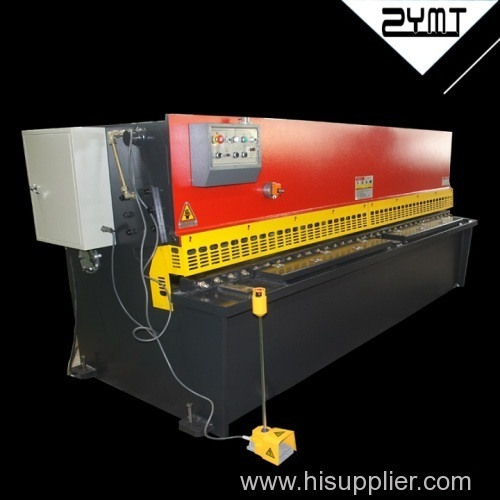 cnc cutting machine metal shearing