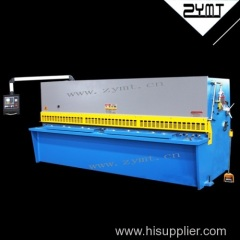 hydraulic metal cutting machine sheet shearing