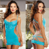 Lace Babydoll Sexy Chemise Underwear for Women Erotic Lingerie Plus Size
