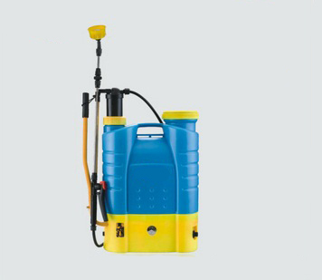 Dual System Manual & Electric Sprayer Battery&Manual 2in1 sprayer battery and manual sprayer 2 ways sprayer double use
