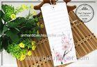 small Rectangle Cherry Blossom Scented Envelope Sachet 6*15cm