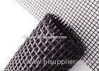 Window / Door Heat Resistant Pet Screen Mesh Black Tuff Mesh