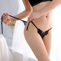Bowknot Panties Hipster Sexy Women Underwear Panties G String