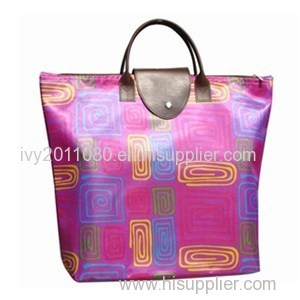 Fashion Nylon Shopping Bags