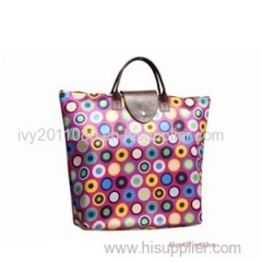 Waterproof Nylon Shopping Bags