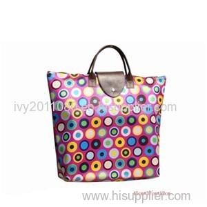 Waterproof Nylon Shopping Bags
