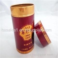 aluminum tea package can