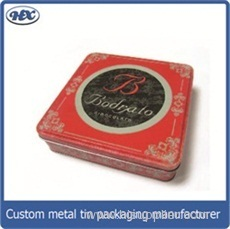 Wholesales chocolate tin box