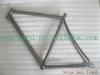 titanium track bike frame