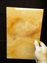 Faux Marble Wall Panel