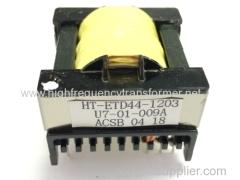 ETD44-02 applied to LLC power etd mva power transformer