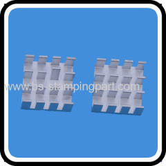 aluminium laser cutting sheet metal parts