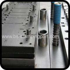 stamped electrical metal parts mould