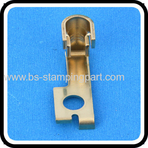 wire spring precision metal terminal connector