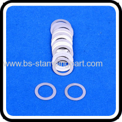 custom made aluminium stamped gasket