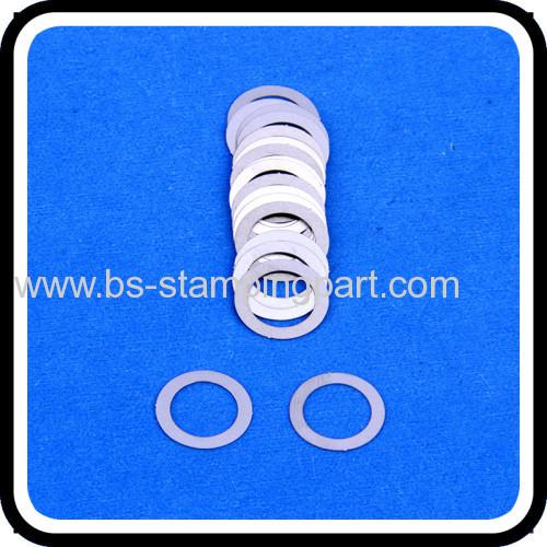 custom made aluminium stamped gasket